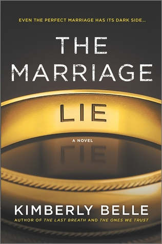 Marriage Lie Book Cover